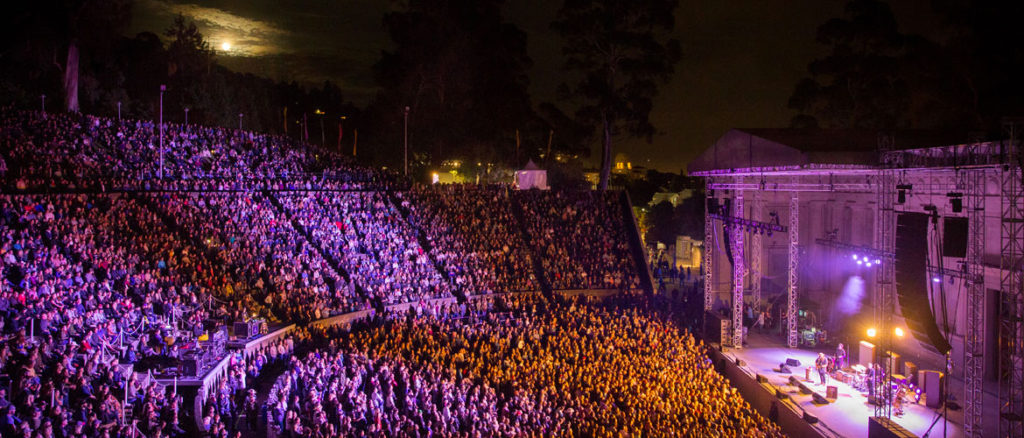 Greek Theater Berkeley Ca Ada Concert Venues