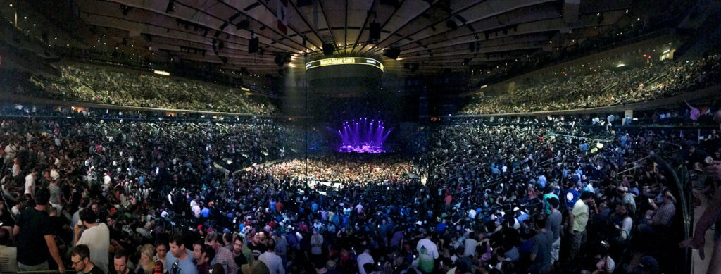 Madison Square Garden NY NY