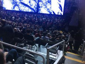 SAP ADA seating