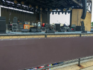 Mud Island Front stage June 2018