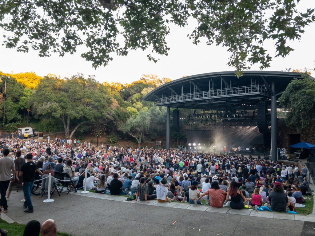 Frost Amphitheater, Stanford, CA